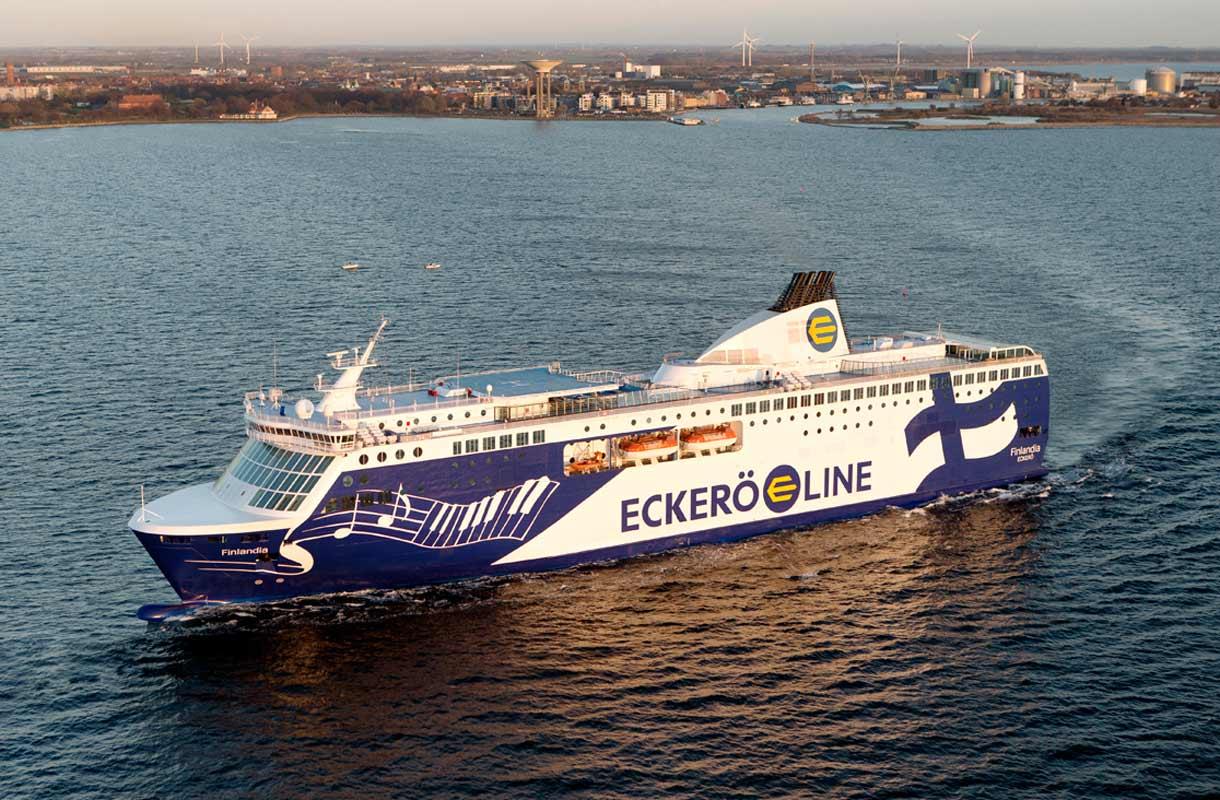Eckerö Line Satama Tallinna